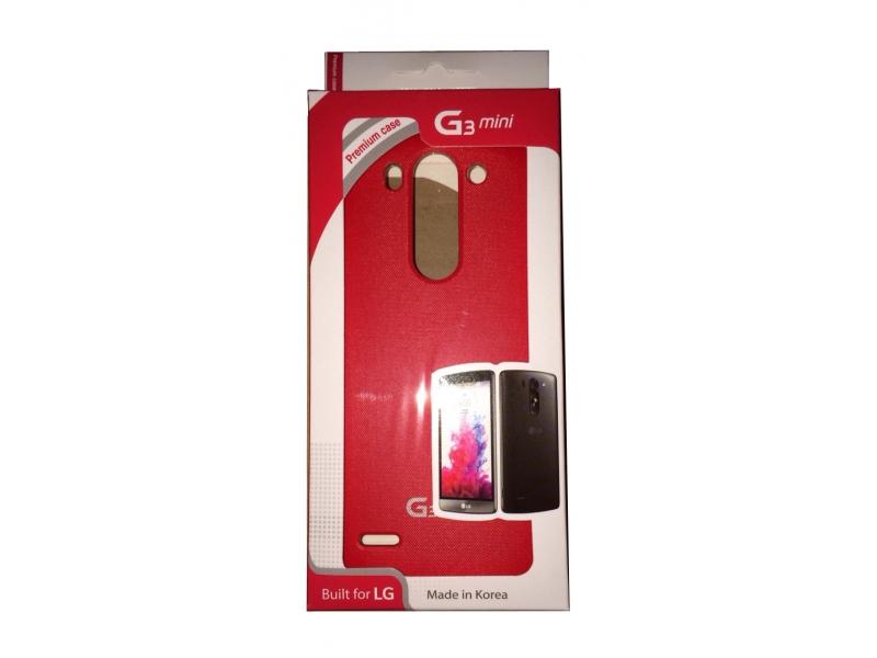 Чехол для мобильного телефона Lg G3 Mini (D724) Red