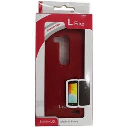 Чехол для мобильного телефона LG L Fino D295 Red