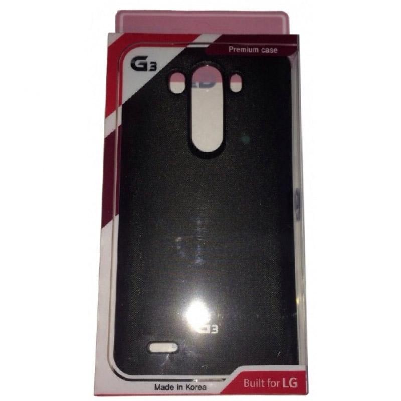 Чехол для мобильного телефона LG G3 D855 Black