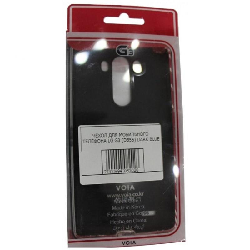 Чехол для мобильного телефона LG G3 D855 Dark Blue