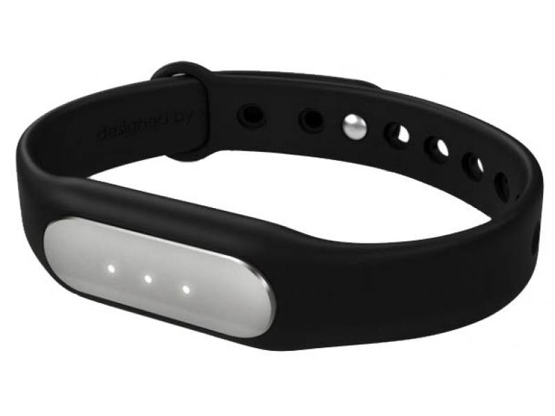 Фитнес-браслет Xiaomi Mi Band Black/Silver