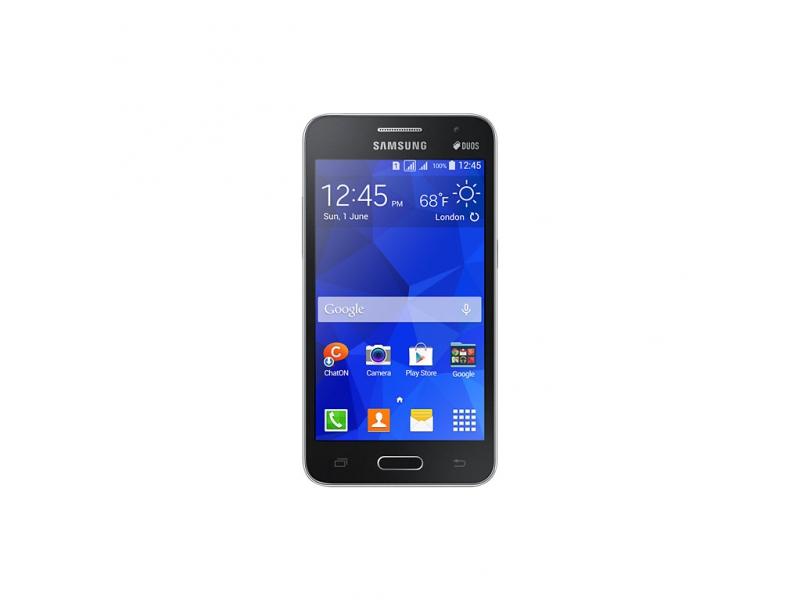 Смартфон Samsung Galaxy Core 2 Duos (SM-G355HZKDSKZ) Black