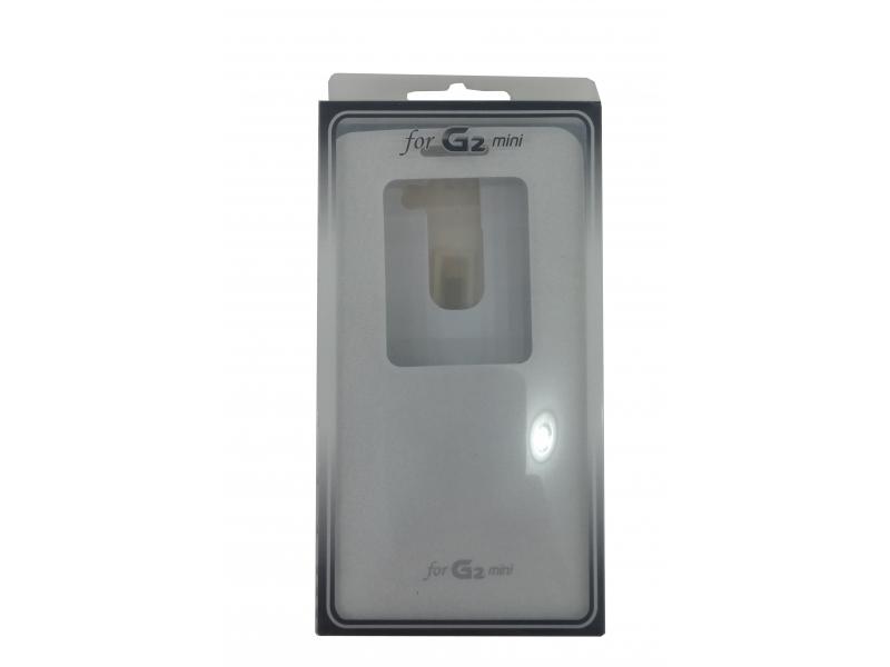 Чехол для мобильного телефона LG G2 Mini (D618) White