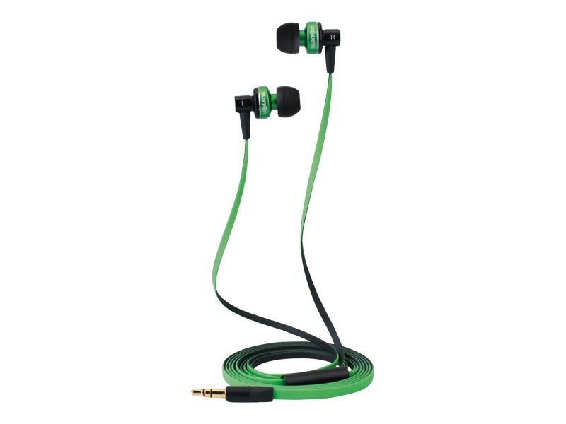 Наушники Buxton BHP 3840 Green