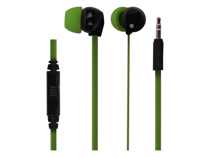 Наушники Sencor SEP 170 VC Green