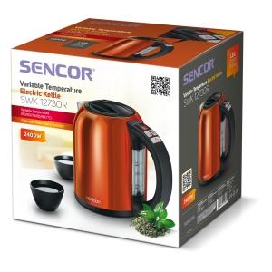 Чайник Sencor SWK 1273 OR