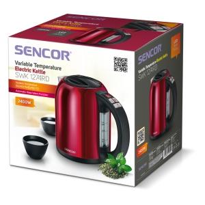 Чайник Sencor SWK 1274 RD