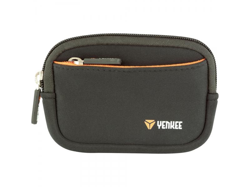 Чехол для фото-видео аппаратуры Yenkee YBC 200 BK Black