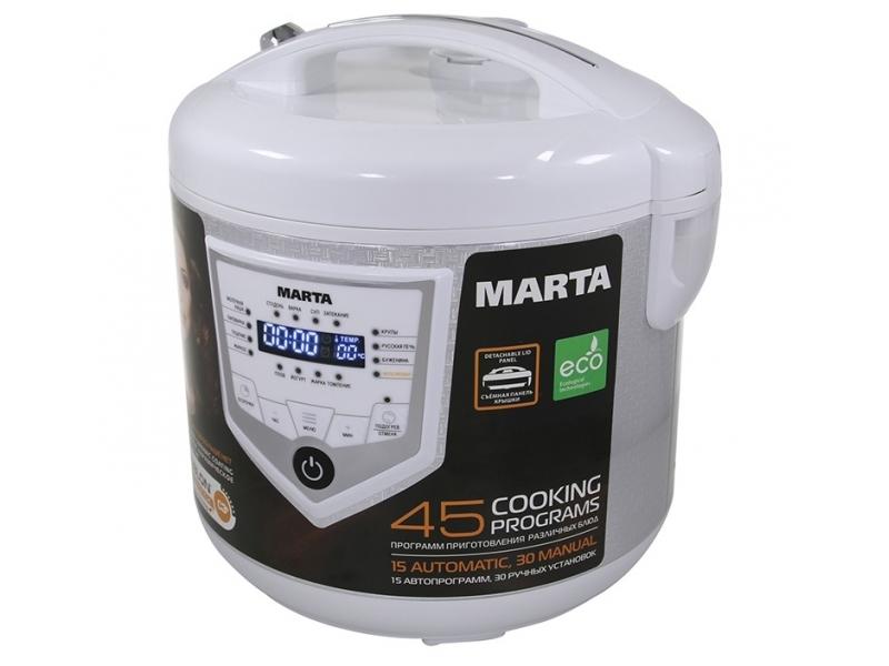 Мультиварка Marta MT-4308 White