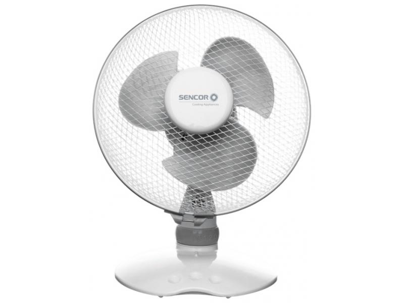 Вентилятор Sencor SFE 2521 White