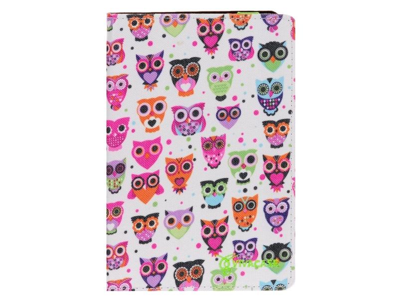 Чехол для планшета Visacase Owl VUC-COW07