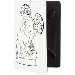 Чехол для планшета Vivacase Cupid VUC-CCP07-W White