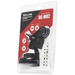 Автомобильный держатель Deluxe DC-MU2 Black