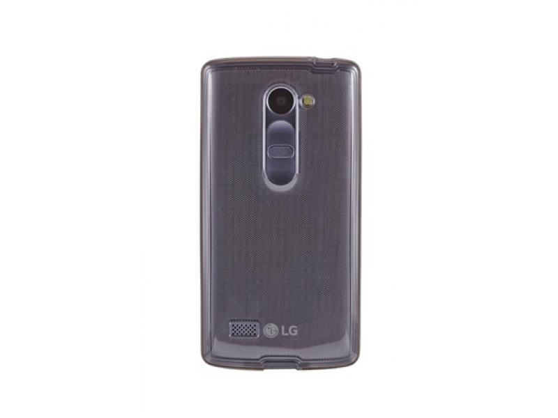Чехол для мобильного телефона Lg Leon Transparent Jelly Black