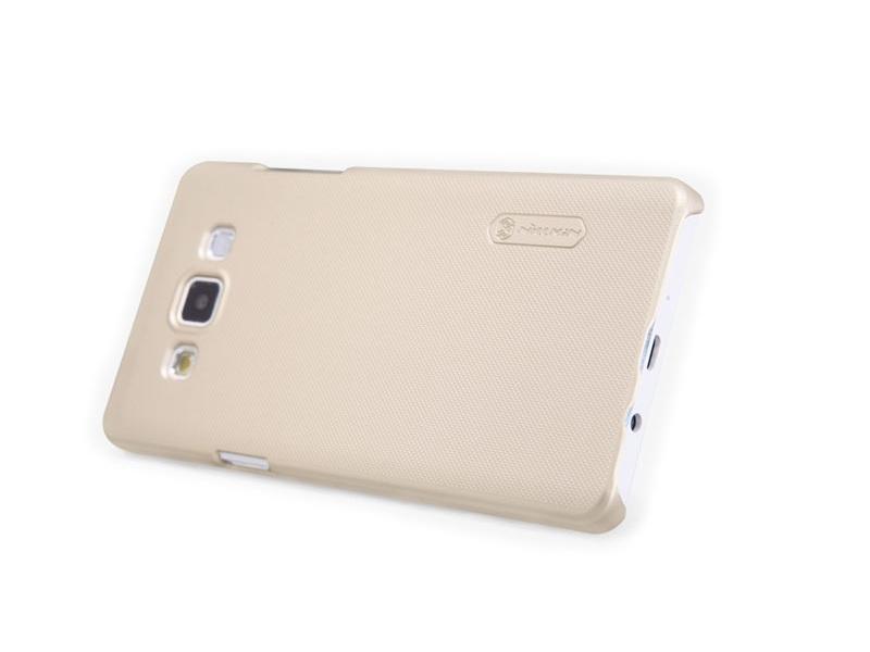Чехол для мобильного телефона Nillkin Hard Case (A500) Gold