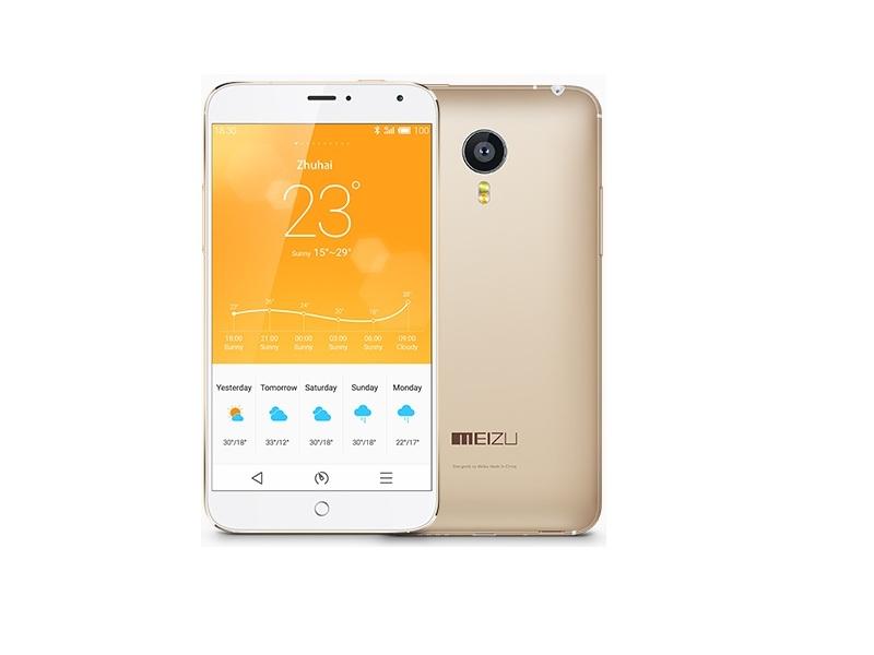 Смартфон Meizu MX4 16GB Gold