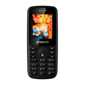 Мобильный телефон Keneksi E1 Black