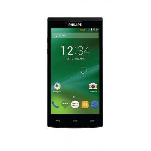 Смартфон Philips Xenium S398 Black