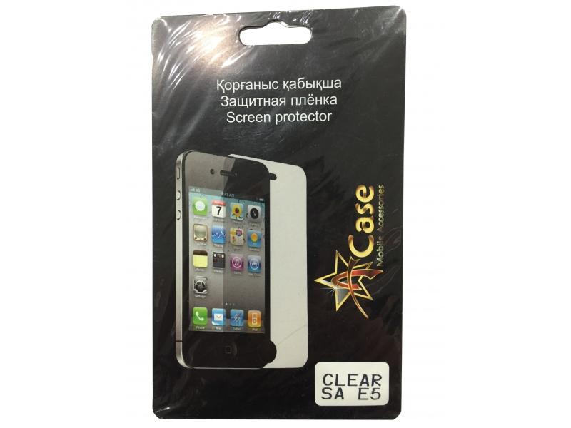 Защитная пленка A-case (Samsung E5) G