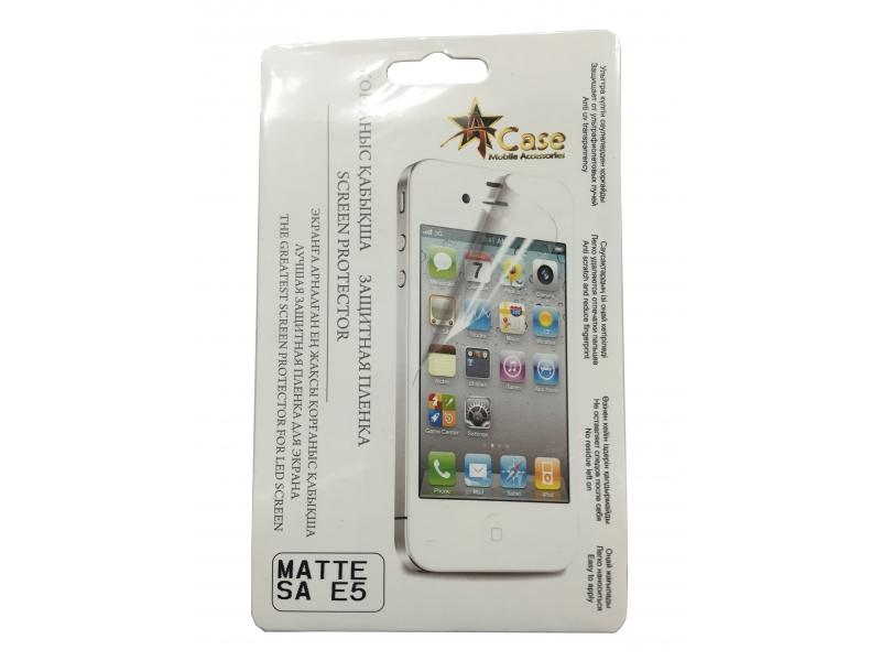 Защитная пленка A-case (Samsung E5) M