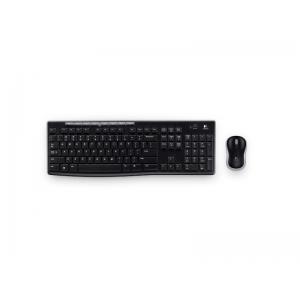 Клавиатура Logitech MK270 Black