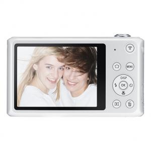 Цифровой фотоаппарат Samsung EC-DV180 White