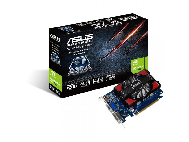 Видеокарта Asus GT730-2GD3