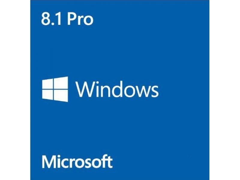 Microsoft Windows Microsoft Windows 8.1 Pro