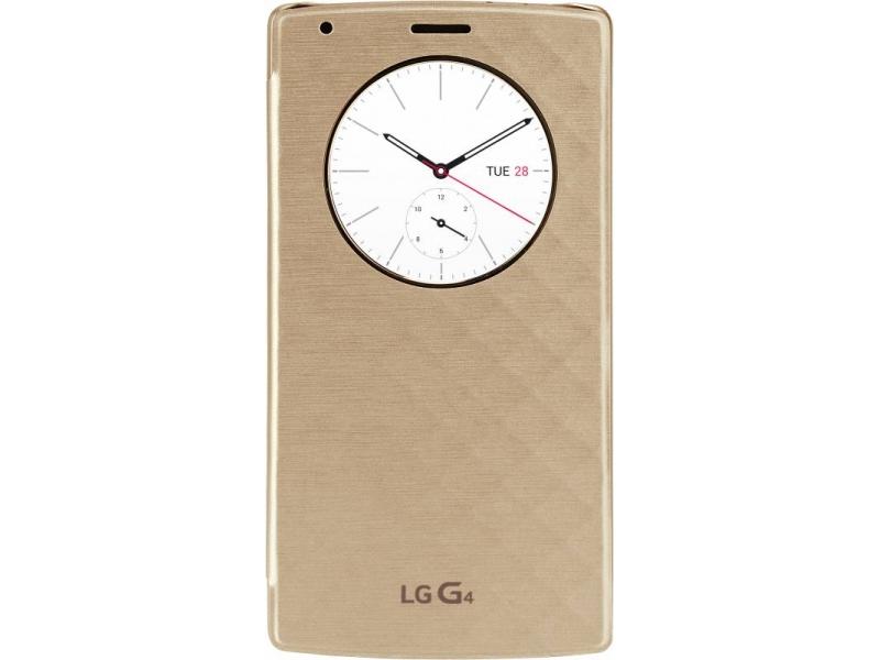 Чехол для мобильного телефона LG G4 (H818) CFR-100C.AGRAGD Gold