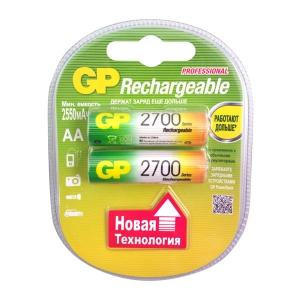 Элемент питания Gp 270AAHC-2CR2