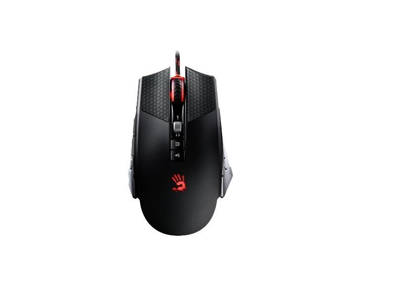 Мышь Bloody T6A Black