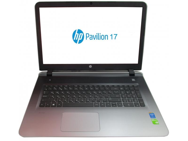 Ноутбук HP Pavilion 17-g015ur