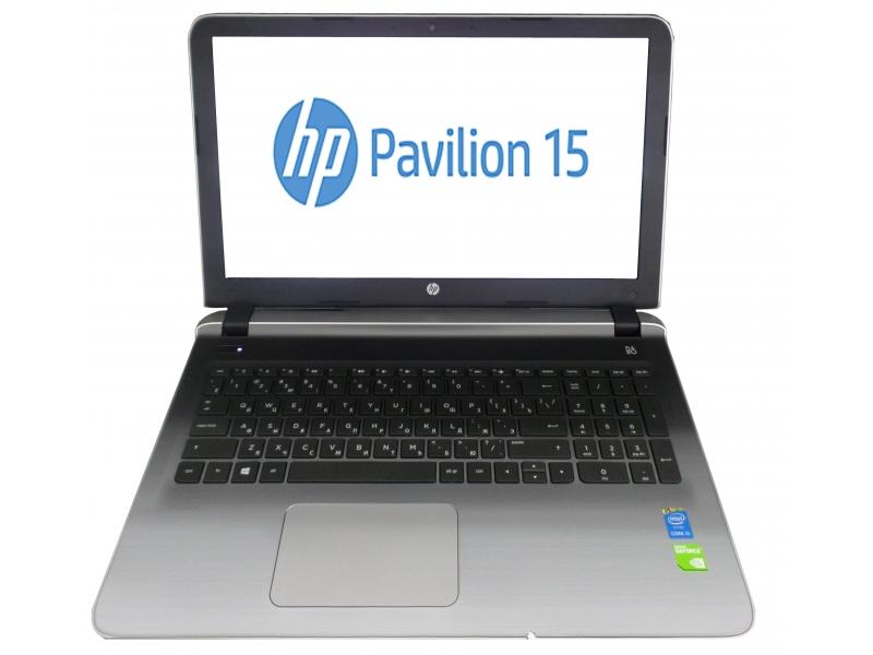 Ноутбук HP Pavilion 15-ab017ur