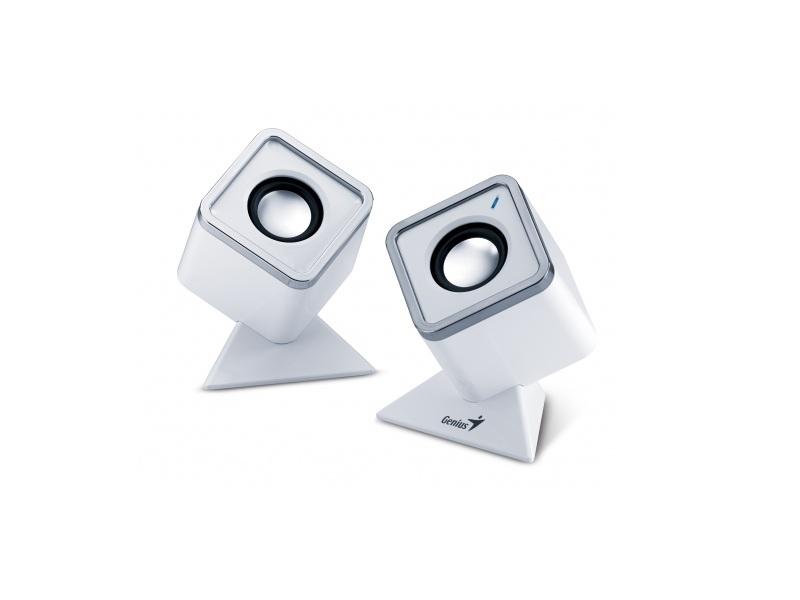 Звуковые колонки Genius SP-D120 White