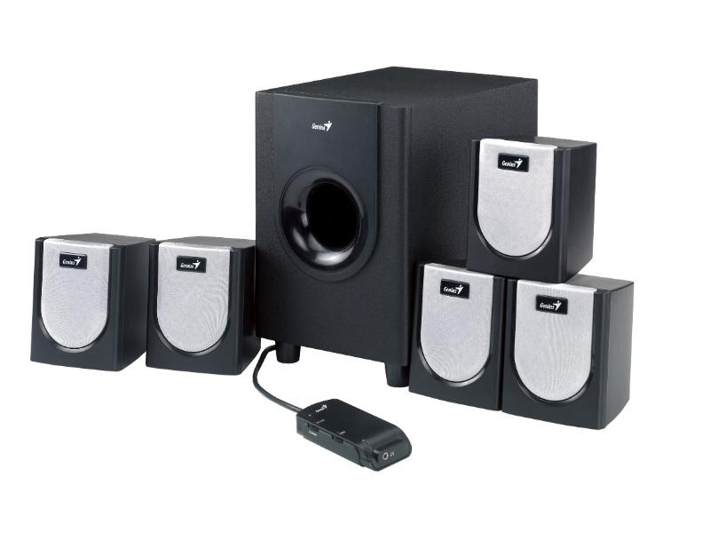 Звуковые колонки Genius SW-5.1 1800