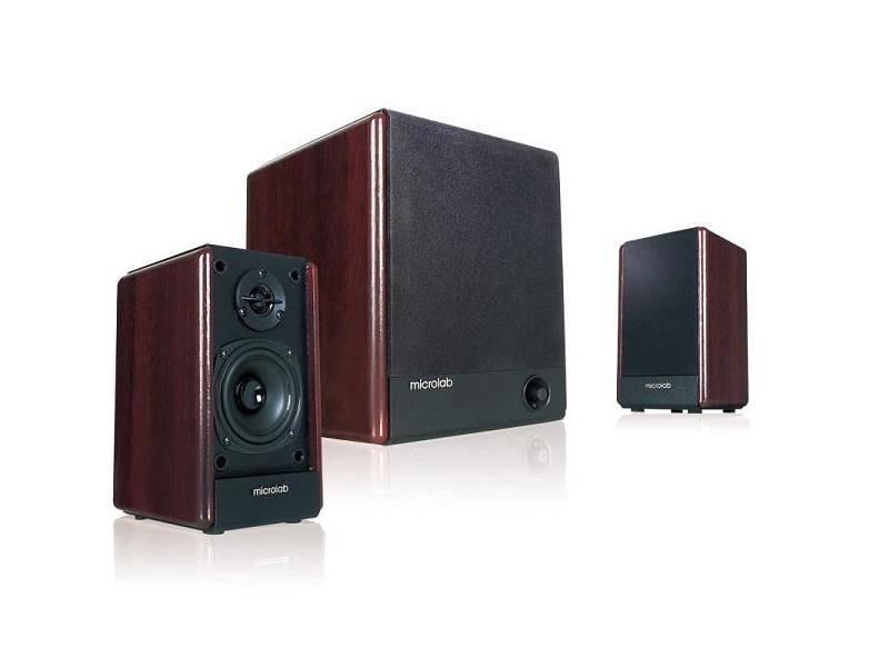 Звуковые колонки Microlab FC330
