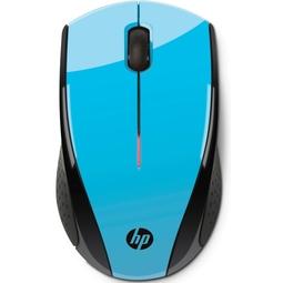 Мышь HP X3000 Blue/Aqua