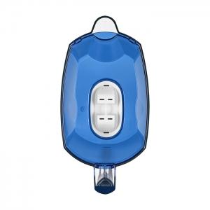 Фильтр для очистки воды Аквафор Агат Синий+2 Картриджа в комплекте
