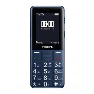 Мобильный телефон Philips E311 Black
