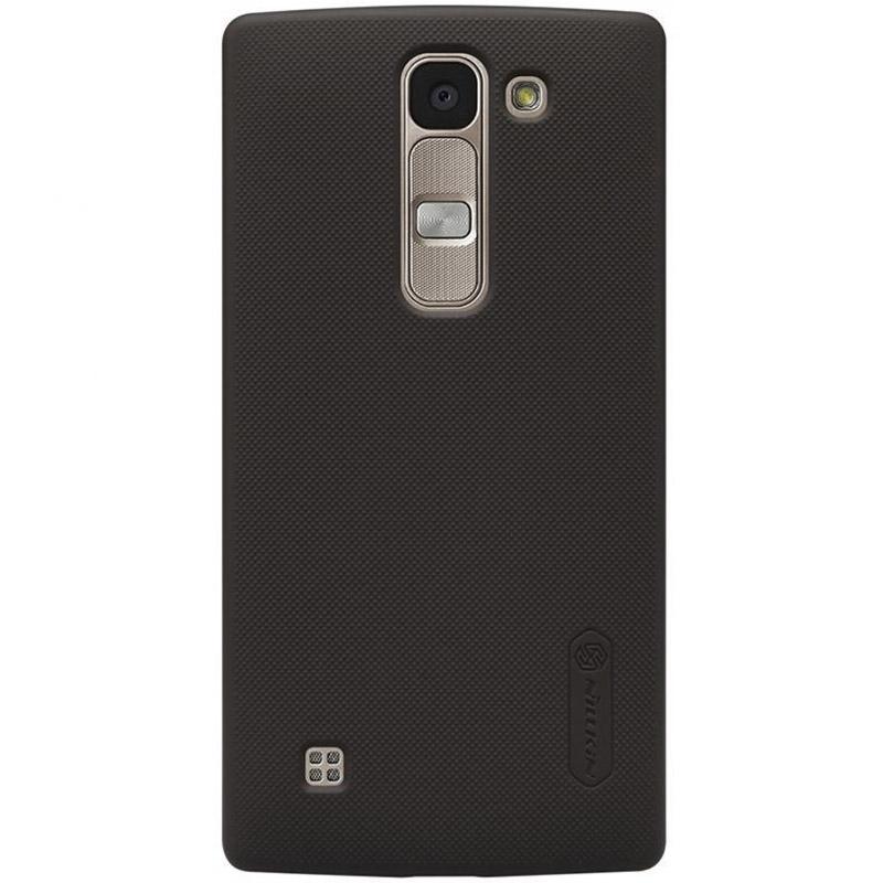 Чехол для мобильного телефона Nillkin Super Frosted Shield Для LG Spirit Black