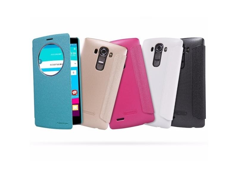 Чехол для мобильного телефона Nillkin Spark Series LG G4 White