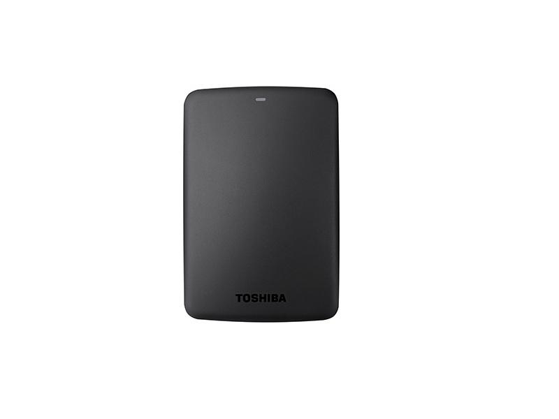 Внешний жесткий диск Toshiba Canvio Basics Black