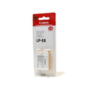 Элемент питания Canon 4515B002BA/LPE8 BATT.PACK LP-E8/EOS-550DB для EOS 600D 650D