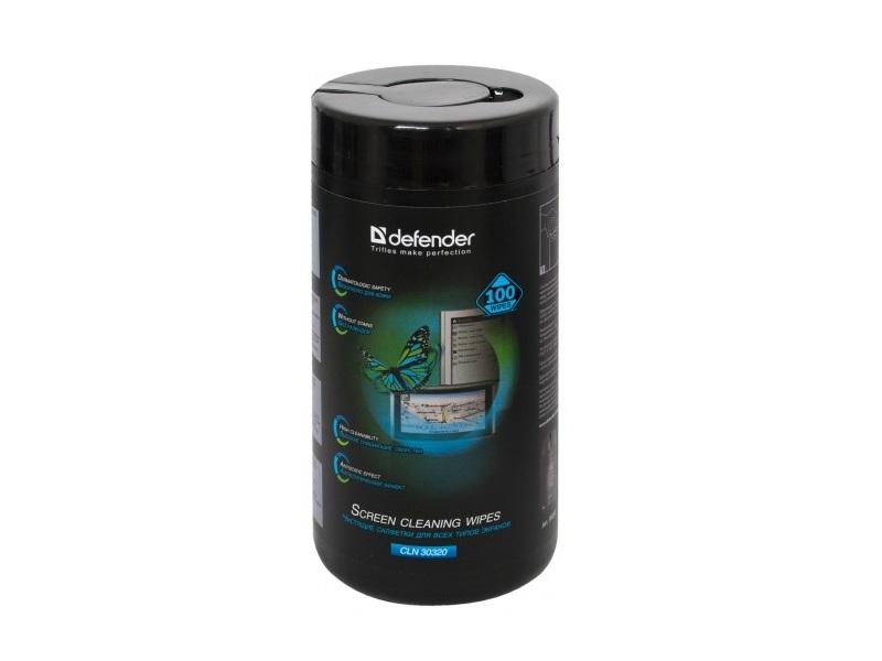 Чистящие салфетки Defender CLN30320