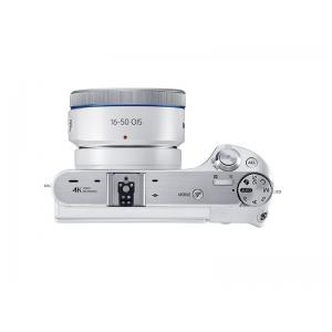 Цифровой фотоаппарат Samsung EV-NX500ZBMHKZ White