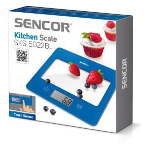 Весы Sencor SKS 5022 BL