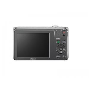 Цифровой фотоаппарат Nikon Coolpix S3700 Silver