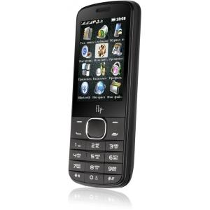 Мобильный телефон Fly TS111 Black