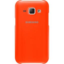 Чехол для смартфона Samsung Protective Cover EF-PJ100BOEGRU Orange для Samsung Galaxy J1