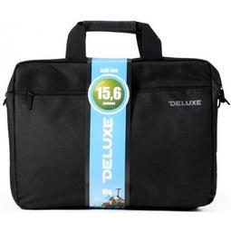 Сумка для ноутбука Deluxe DLNB-101B-P15.6 Black